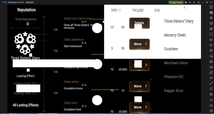 CHƠI EPIC SEVEN TRÊN PC VÀ CÁCH XỬ LÝ LỖI ĐỒ HỌA | NoxPlayer